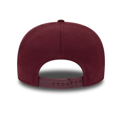 Chicago Bulls Maroon 9FIFTY Snapback Cap
