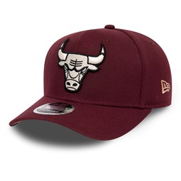Gorra Chicago Bulls 9FIFTY granate