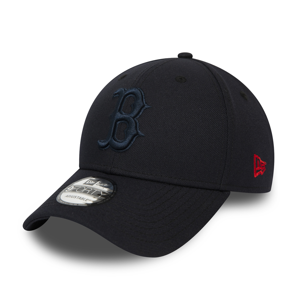Cappellino con chiusura posteriore 9FORTY dei Boston Red Sox blu