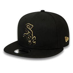 Gorra snapback Chicago White Sox Black and Gold 9FIFTY
