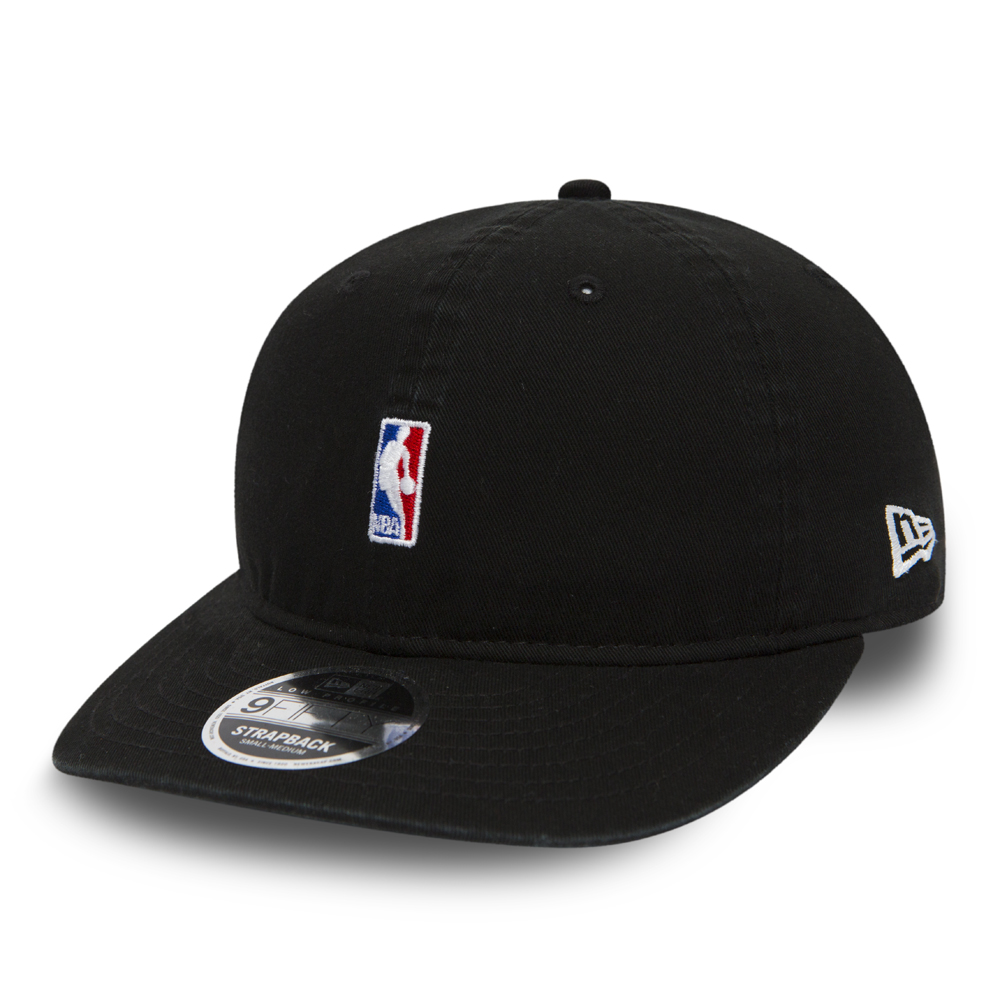 NBA Logo Unstructured Low Profile 9FIFTY Strapback