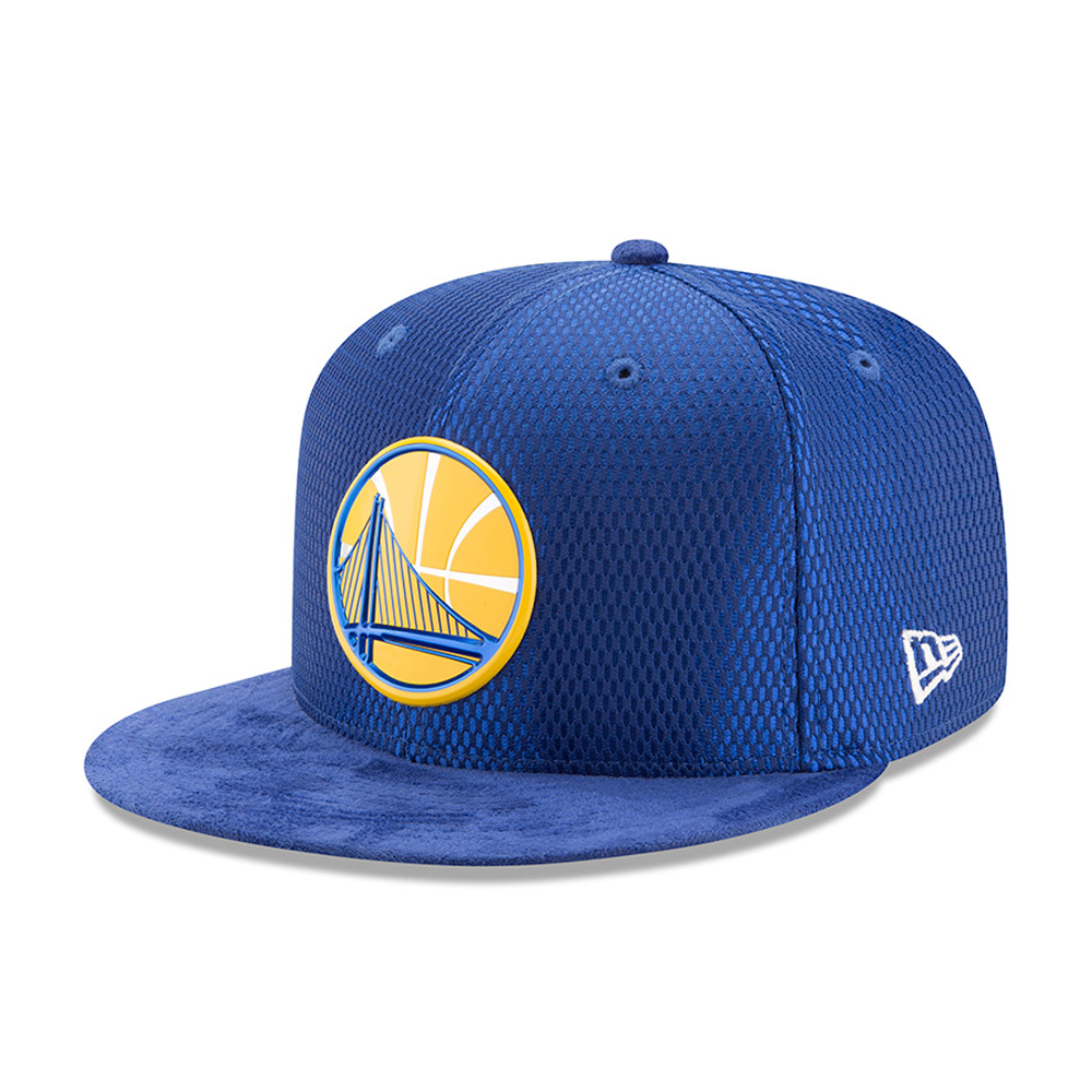 Golden State Warriors 2017 On-Court Original Fit 9FIFTY Snapback