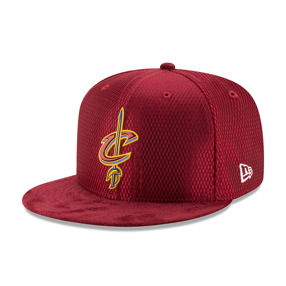 Cleveland Cavaliers 2017 On-Court Original Fit 9FIFTY Snapback