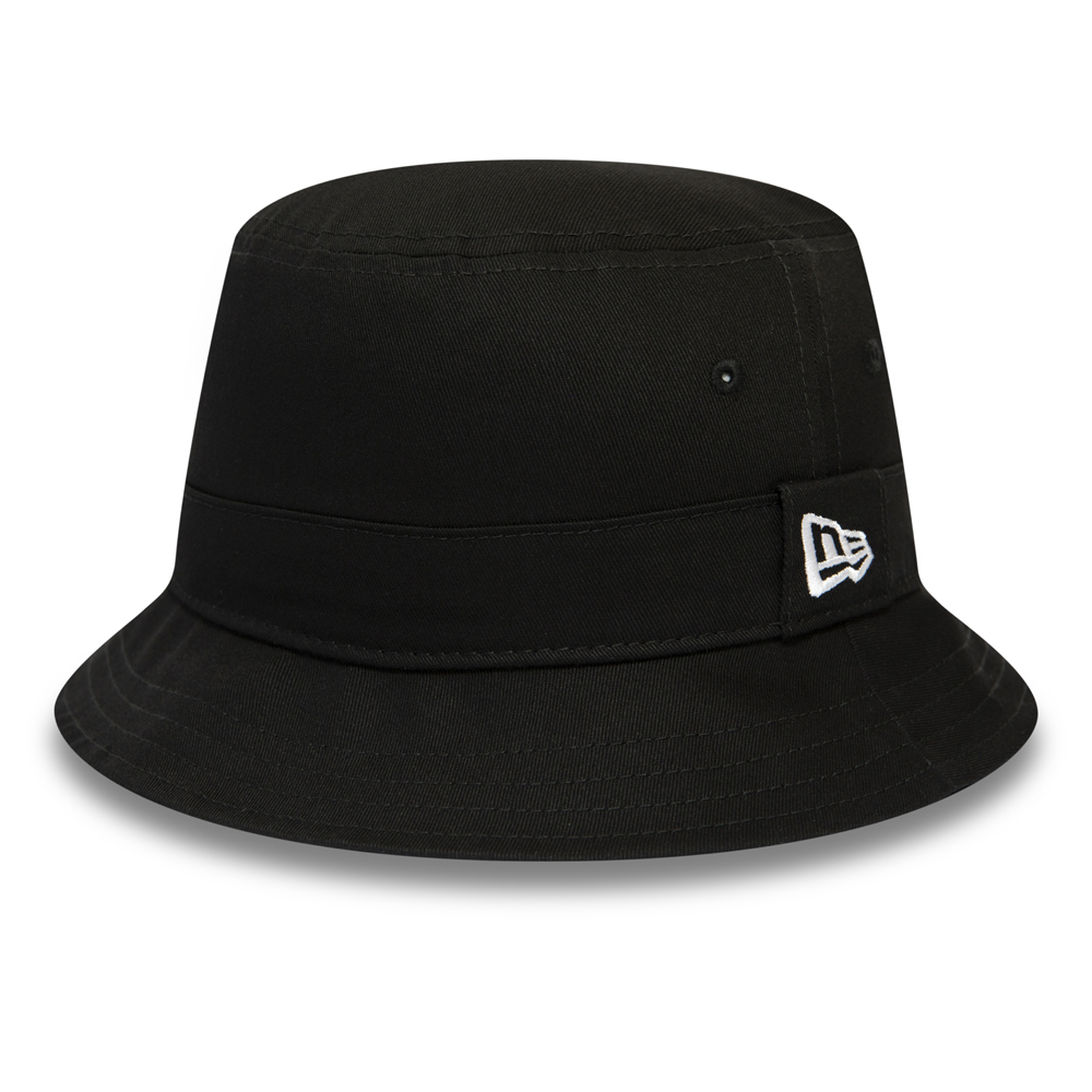 Cappello da pescatore New Era Essential nero
