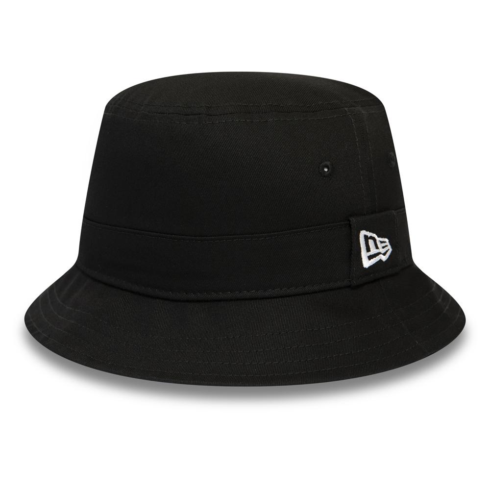 New Era Essential – Anglerhut – Schwarz