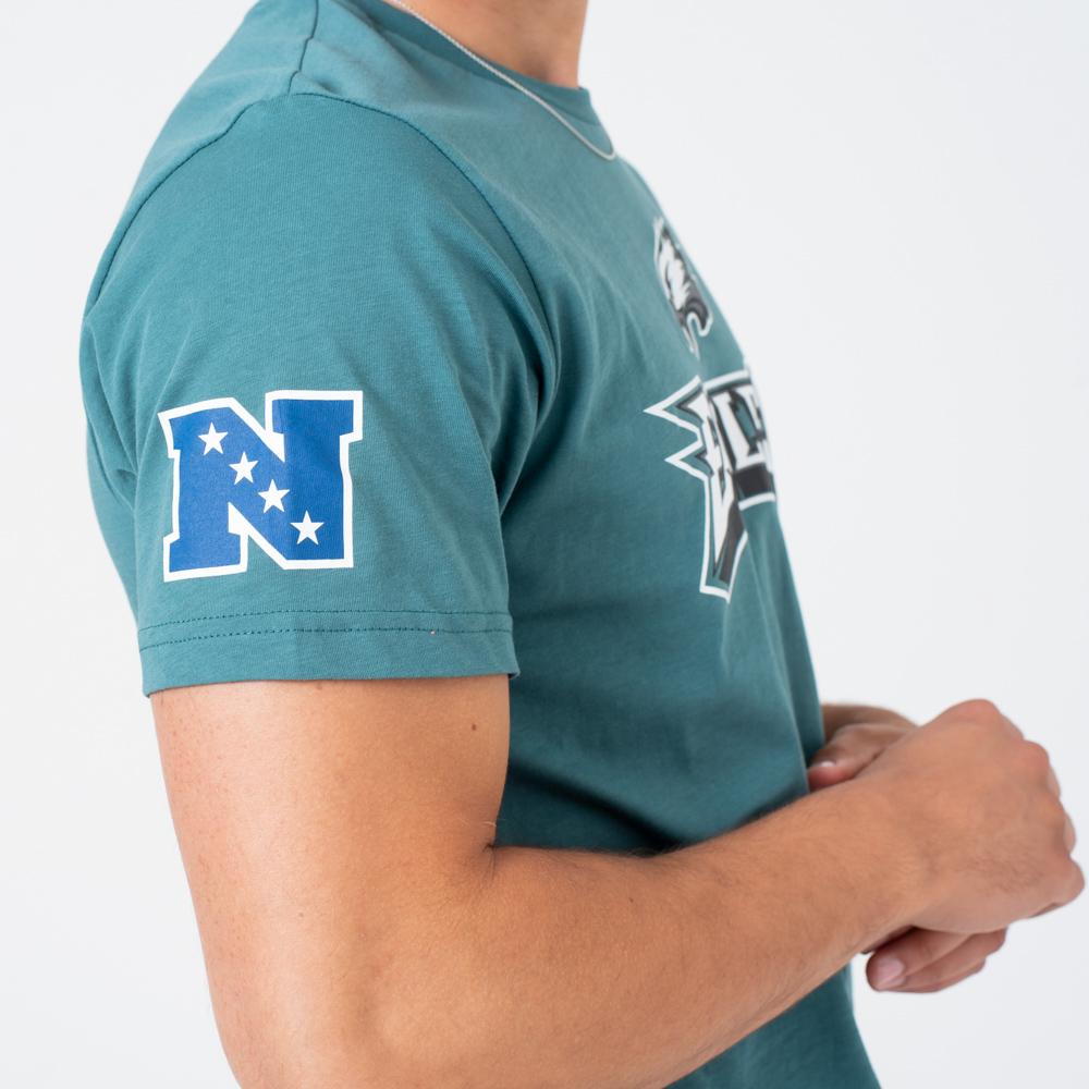 T-shirt Philadelphia Eagles Logo Green