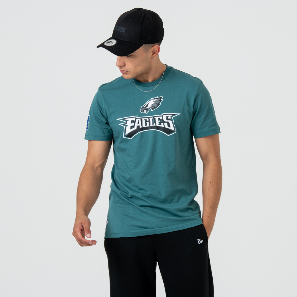 Philadelphia Eagles – Logo – T-Shirt – Grün