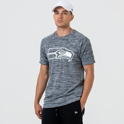 Seattle Seahawks Logo Grey Tee