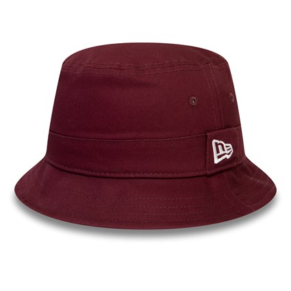 New Era Essential Maroon Bucket