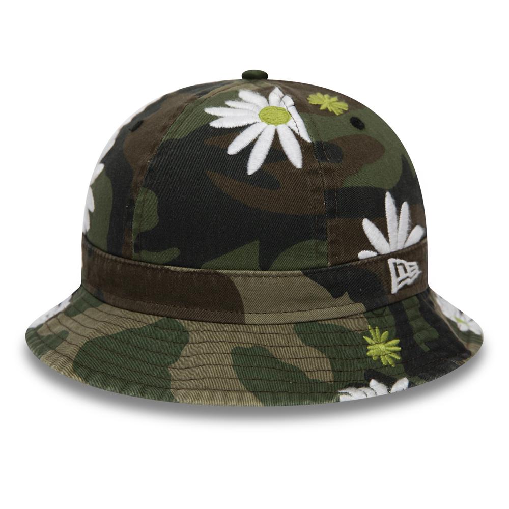 Bob New Era Explorer camouflage à fleurs