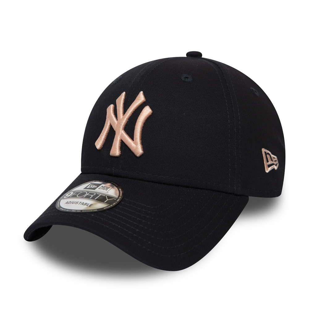 Modello 9FORTY New York Yankees Essential in blu navy