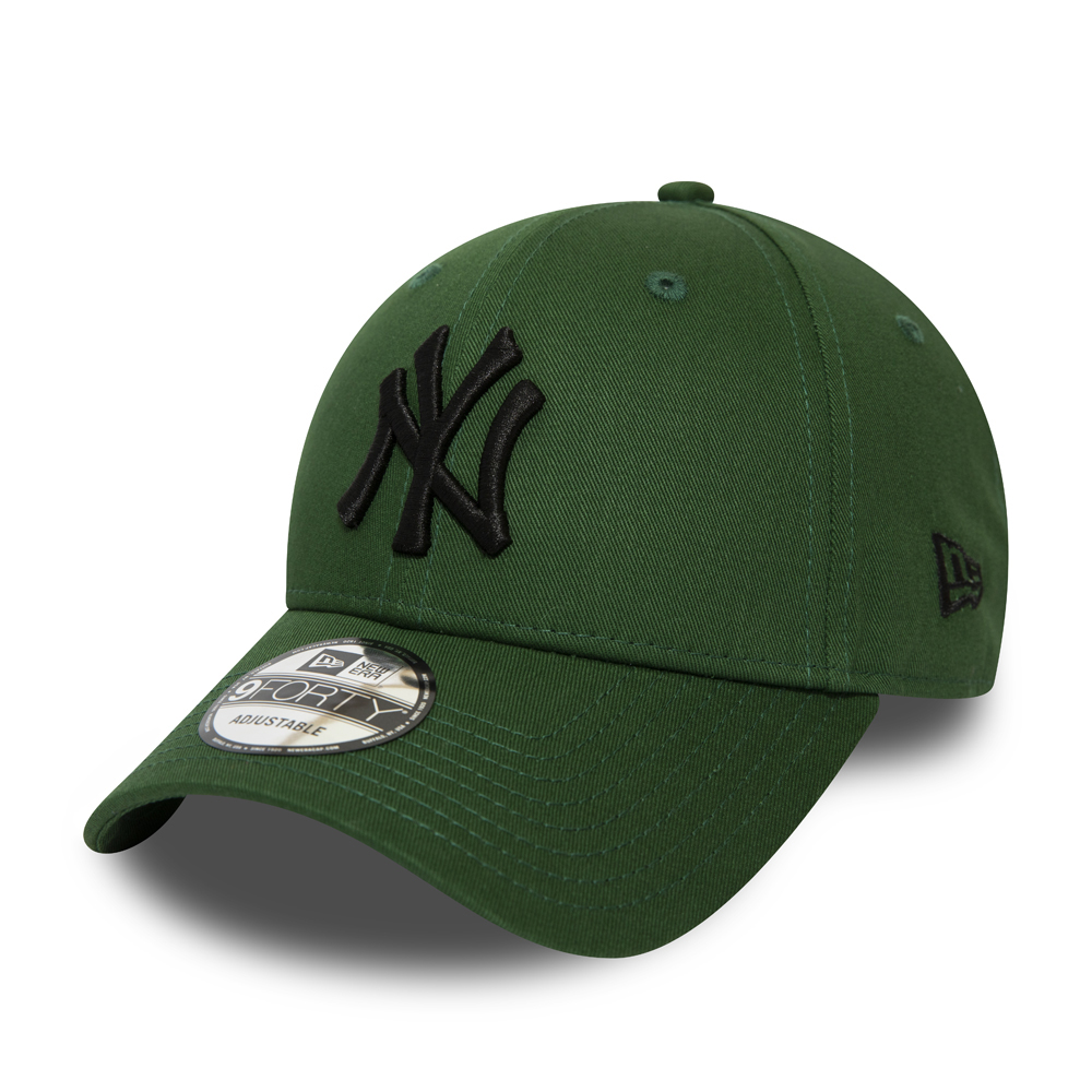 Modello 9FORTY New York Yankees Essential in verde