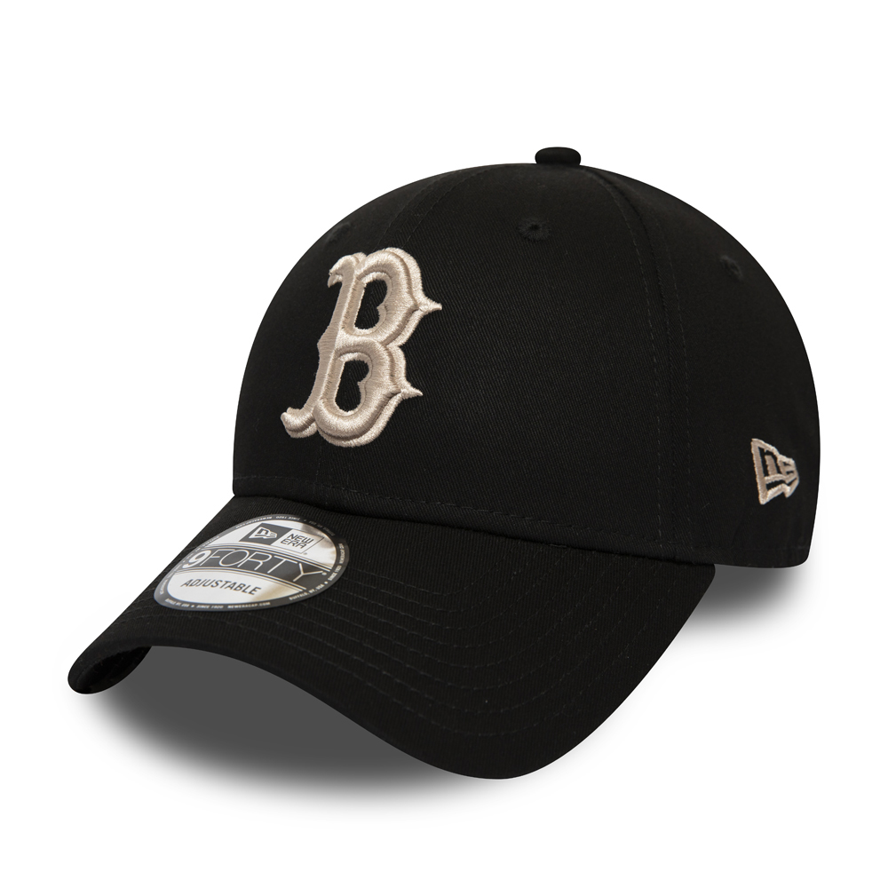 9FORTY – Boston Red Sox – Essential – Schwarz
