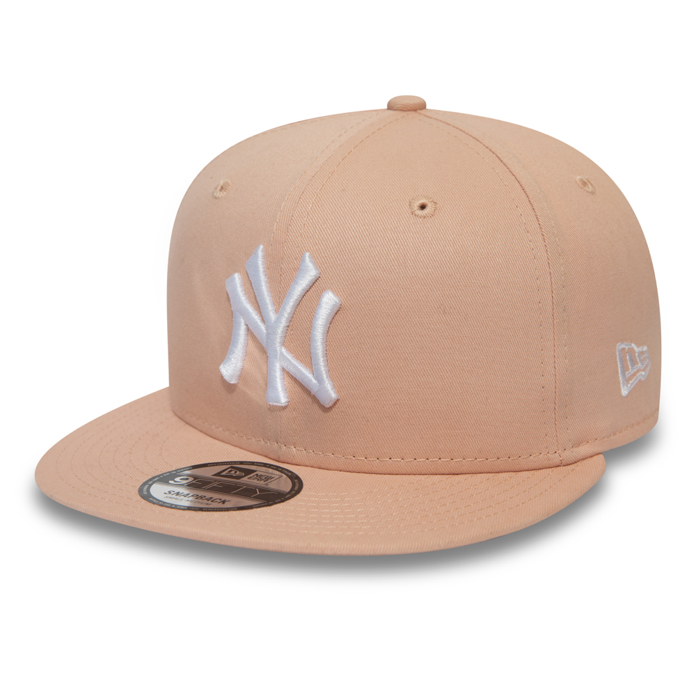 9FIFTY SNAPBACK – New York Yankees – Essential – Blassrosa