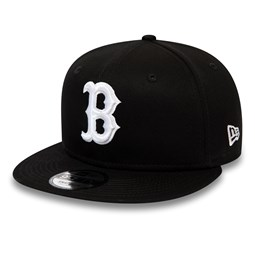 Boston Red Sox Essential Black 9FIFTY SNAPBACK