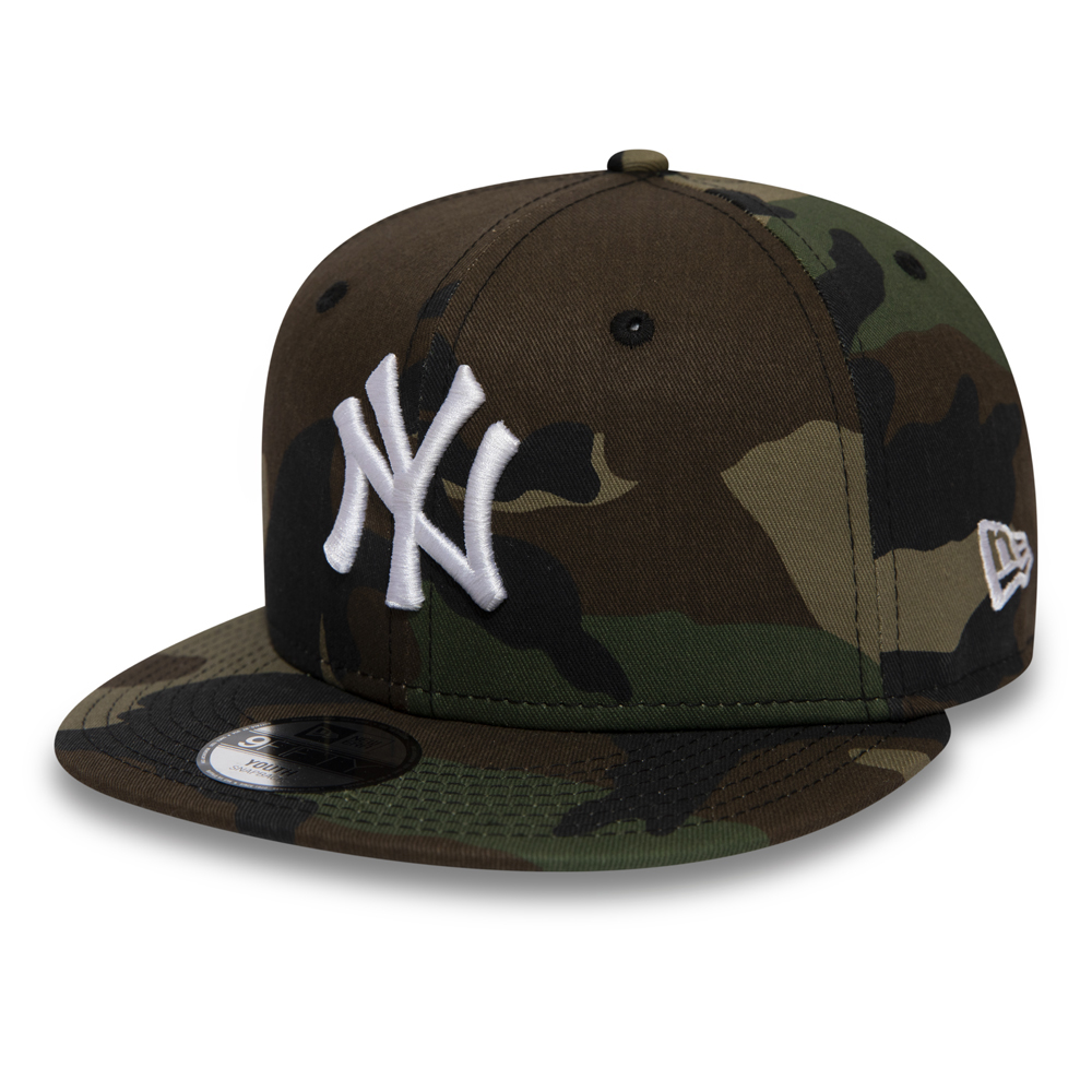 9FIFTY SNAPBACK – New York Yankees – Camo – Kinder