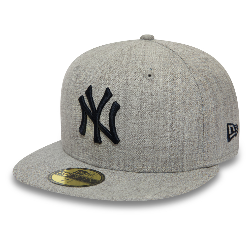 New York Yankees Essential 59FIFTY SNAPBACK, gris