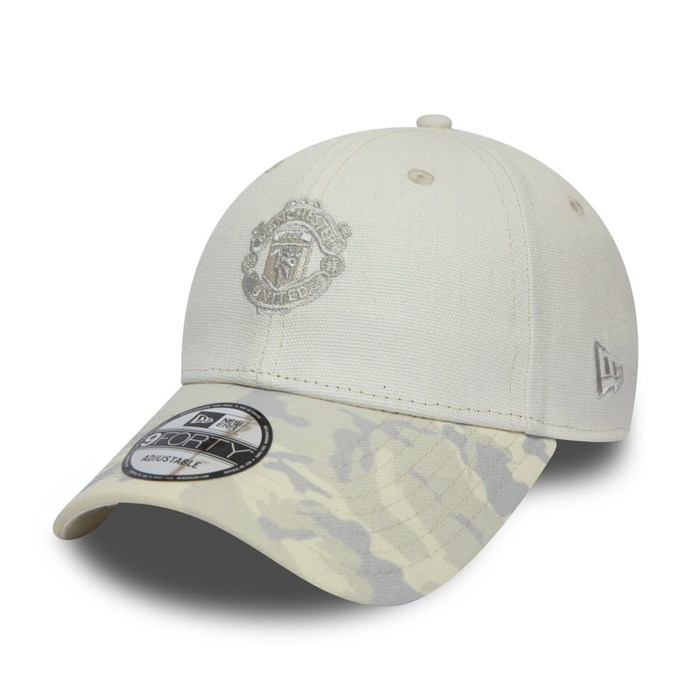 Manchester United Canvas 9FORTY, camo