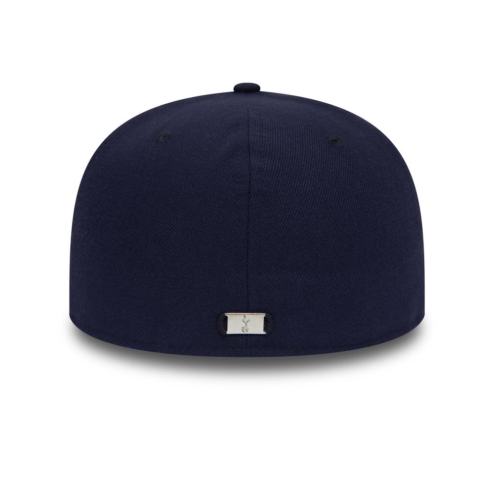 Cappellino 59FIFTY Fitted del Tottenham Hotspur FC blu navy