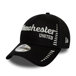 Manchester United Script Black Stretch 39THIRTY