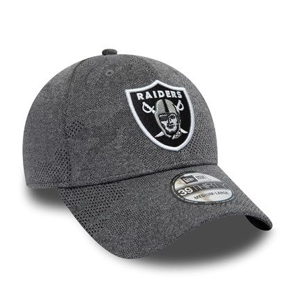 Oakland Raiders Engineered Plus Grey 39THIRTY