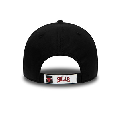 Chicago Bulls Chambray Essential Black 9FORTY