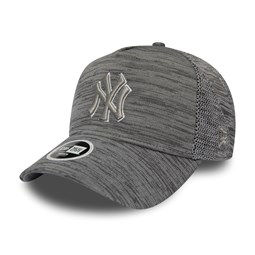 Gorra trucker New York Yankees Engineered Fit A Frame mujer, gris
