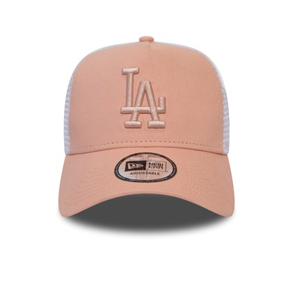 Los Angeles Dodgers Essential Blush A Frame Trucker