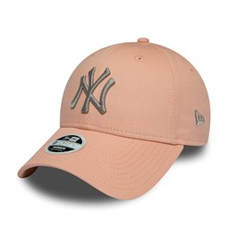 New York Yankees Essential 9FORTY mujer, rosa