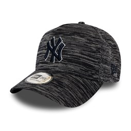 New York Yankees Engineered Fit Trucker noir