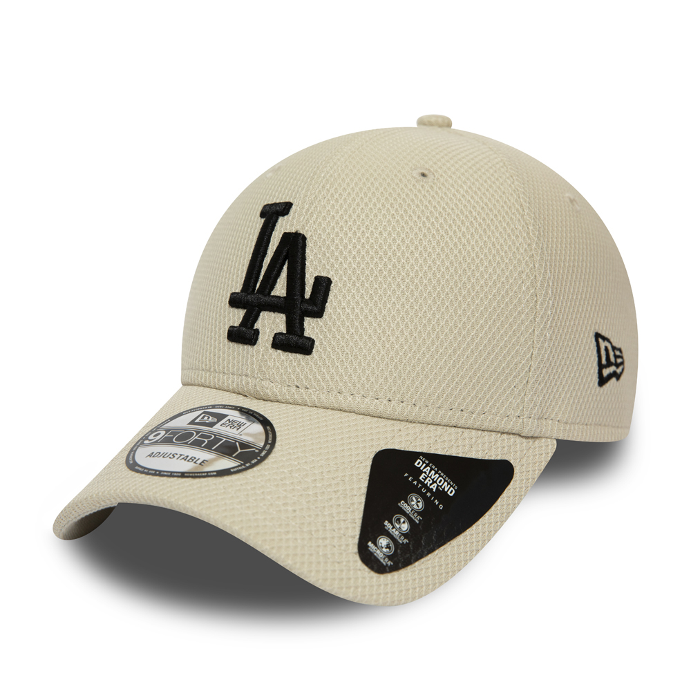 Los Angeles Dodgers Diamond Era 9FORTY grigio pietra