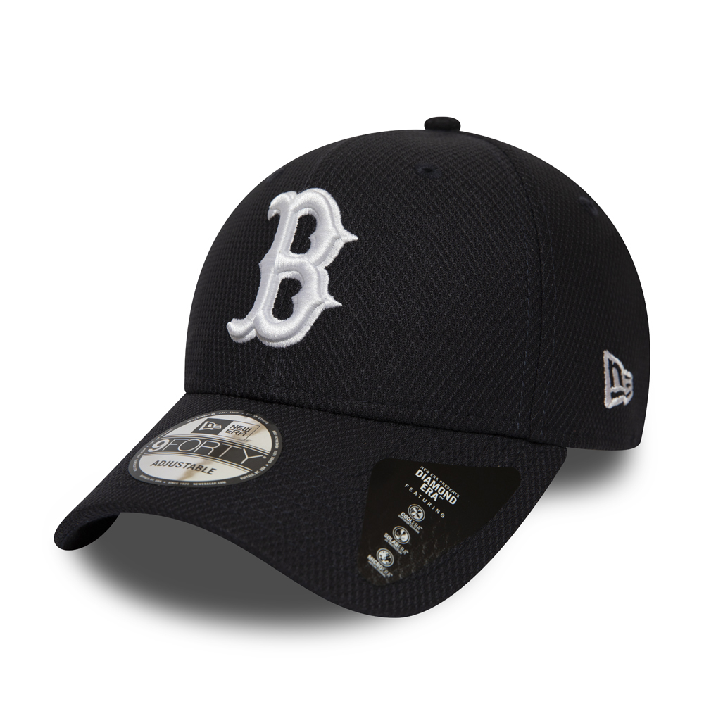 Boston Red Sox Diamond Era 9FORTY nero