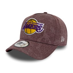 Los Angeles Lakers Engineered Plus Maroon A Frame 9FORTY