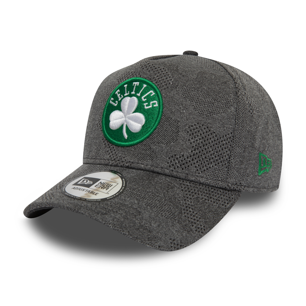 d47e7f26e12b18 New. Boston Celtics Engineered Plus Grey A Frame 9FORTY