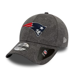 detailed look a9a68 96a5e New England Patriots Engineered Plus Grey 39THIRTY