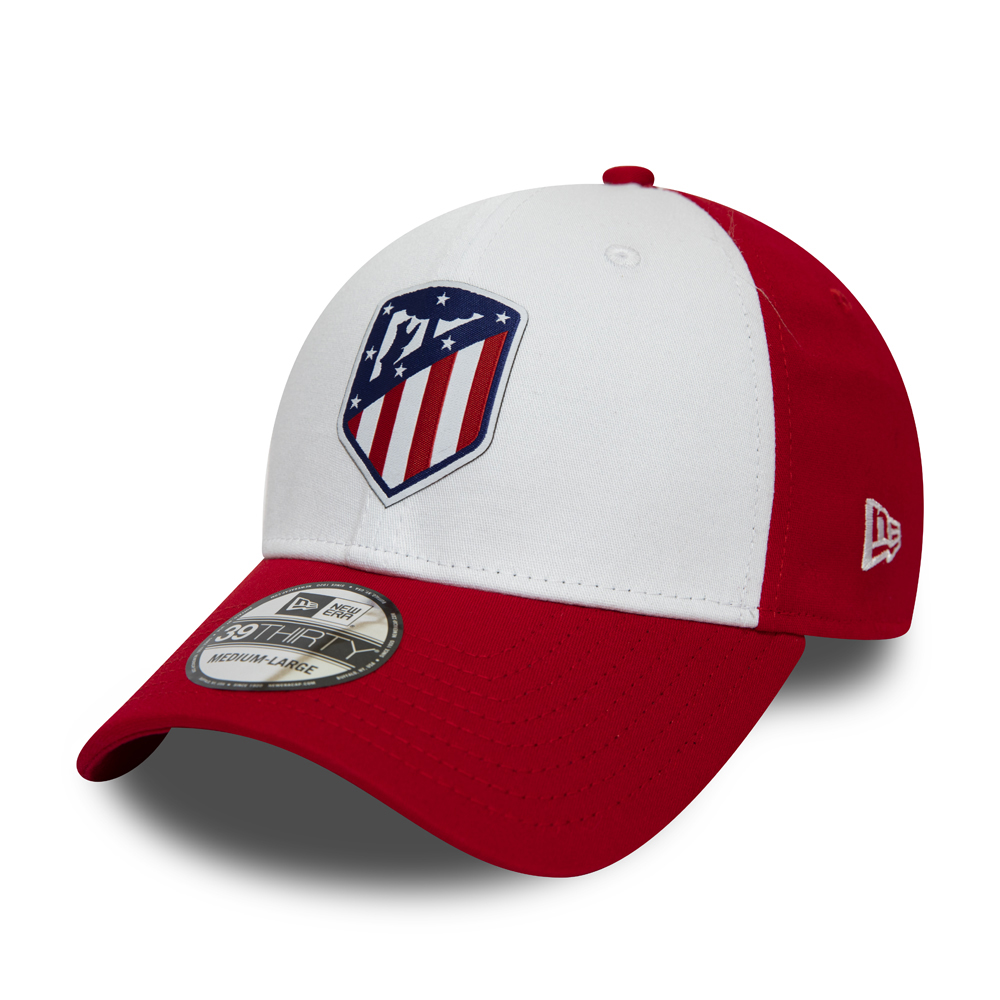 Atletico Madrid Logo 39THIRTY rouge contrastant