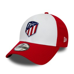 Atletico Madrid Logo Red Contrast 39THIRTY