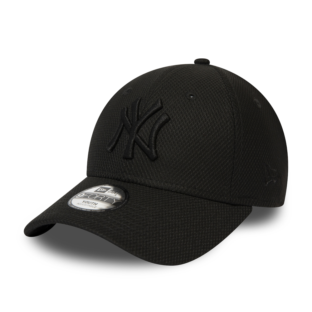 9FORTY – New York Yankees – Diamond Era – Kinder – Schwarz