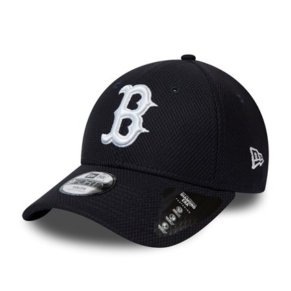 Boston Red Sox Diamond Era Kids Navy 9FORTY