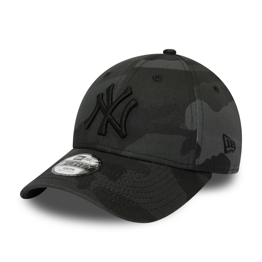 9FORTY – New York Yankees – Essential – Kinder – Camo