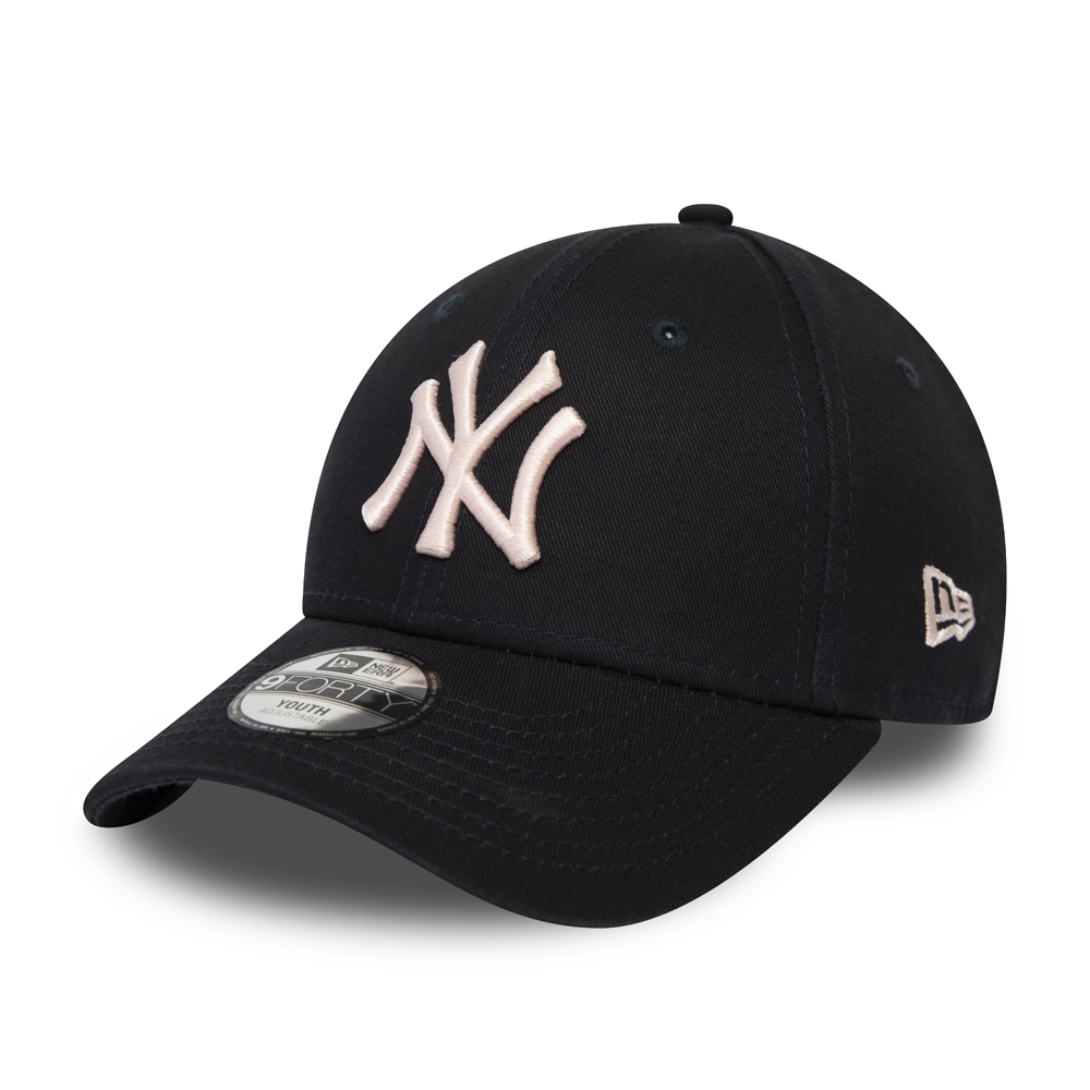 9FORTY – New York Yankees – Essential – Kinder – Marineblau