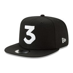 New Era x Chance the Rapper 9FIFTY Snapback noir