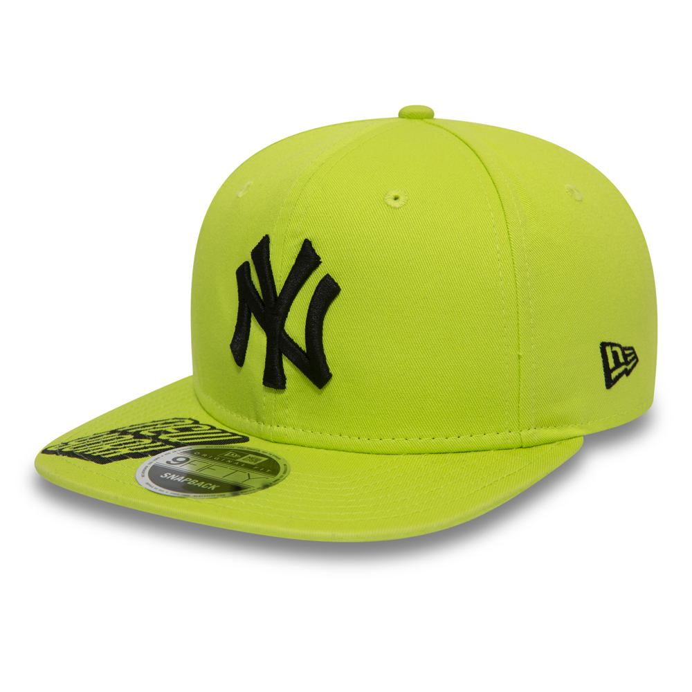 New York Yankees Cyber 9FIFTY vert