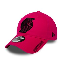 Portland Trail Blazers 9FORTY rose fluo