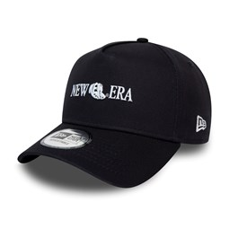 New Era – 9FORTY Snapback – Logo – Marineblau