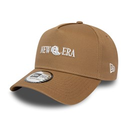 New Era – 9FORTY Snapback – Logo – Steingrau