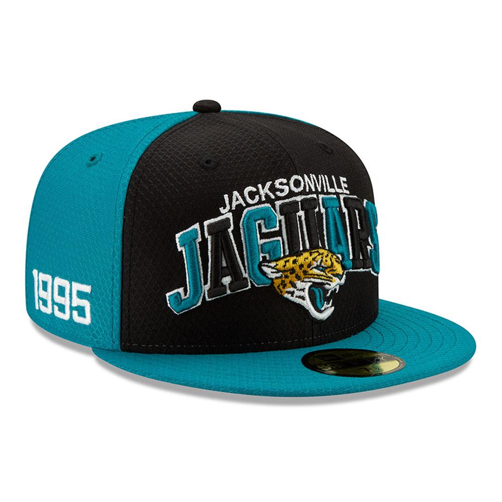 Jacksonville Jaguars Sideline 59FIFTY domicile