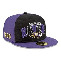 59FIFTY – Baltimore Ravens – Sideline Home