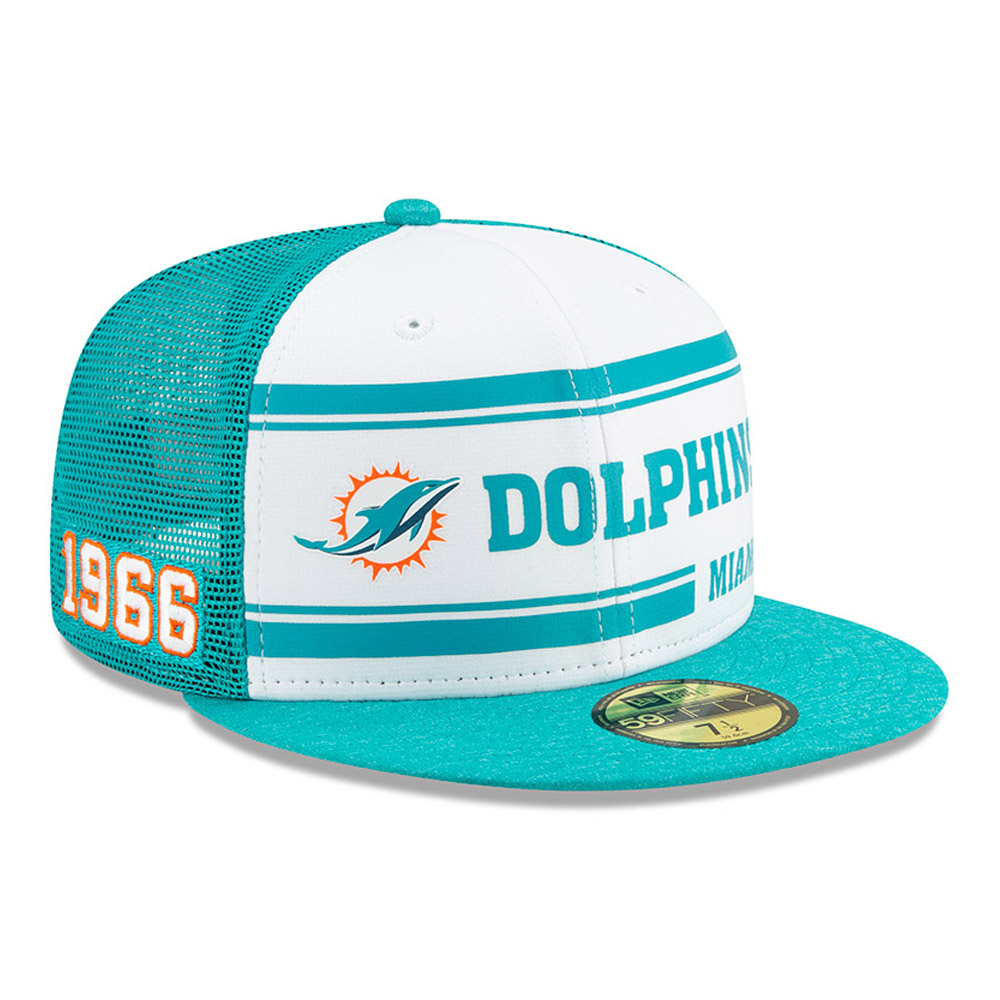 Miami Dolphins Sideline 59FIFTY domicile