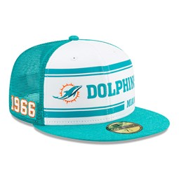Miami Dolphins Sideline Home 59FIFTY